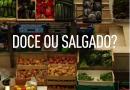 """eBook """"Doce ou Salgado?"""" do escritor e pesquisador, especialista em antropologia da alimentação, Raul Lody"""
