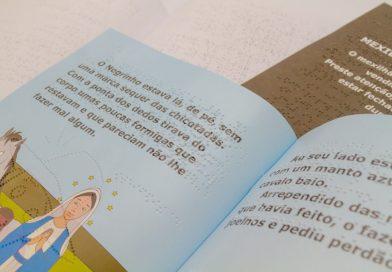 Cultura Brasileira em coleção para pessoas com deficiência visual