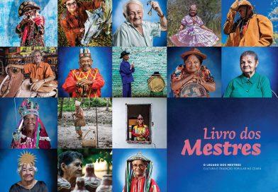 Livro reúne relatos e fotos dos mestres e mestras da Cultura Tradicional Popular do Ceará