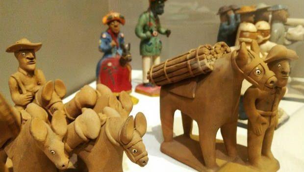 Exposição conta a história de Pernambuco