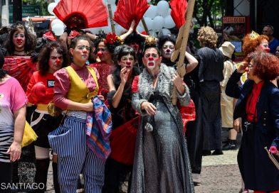 III Encontro Internacional de Palhaças Mulheres com mais de 50 artistas