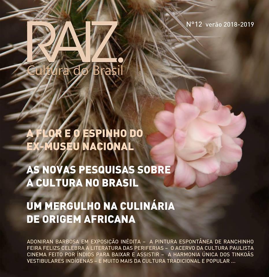 Raiz 12 Capa