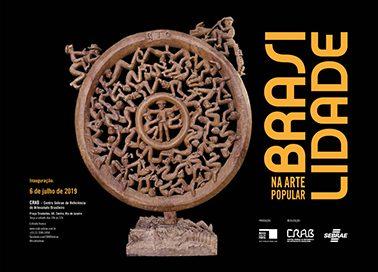 Brasilidade da arte popular em mostra no CRAB RJ