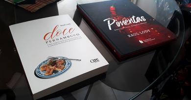 Raul Lody Pimentas e Doce Pernambucano