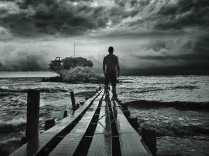Homem na ilha dos Amores, 2012